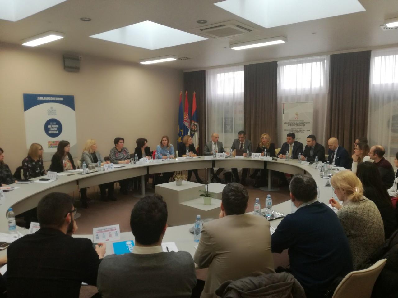 Debata Novi Sad